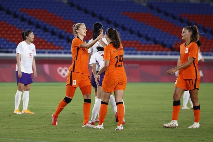 Olympic Tokyo 2020: Tuyển nữ Hà Lan muốn phá dớp toàn thua trước Mỹ - Ảnh 4.