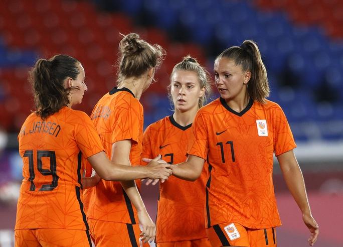 Olympic Tokyo 2020: Tuyển nữ Hà Lan muốn phá dớp toàn thua trước Mỹ - Ảnh 5.