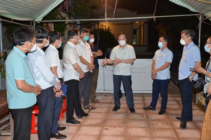 6 công dân từ TP HCM về Thanh Hóa dương tính SARS-CoV-2 - Ảnh 1.