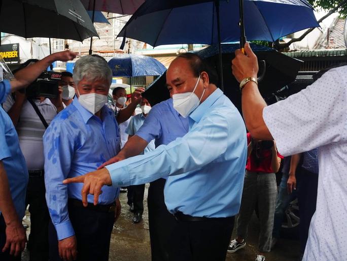 Chủ tịch nước Nguyễn Xuân Phúc: Bảo vệ tính mạng người dân là mục tiêu trên hết, trước hết - Ảnh 2.