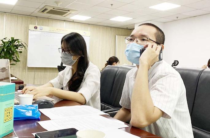Ở nhà tránh dịch vẫn được chuyên gia tư vấn sức khỏe - Ảnh 1.