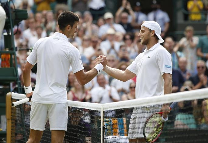 Djokovic lập kỷ lục mới sau trận thắng tại Wimbledon 2021 - Ảnh 2.