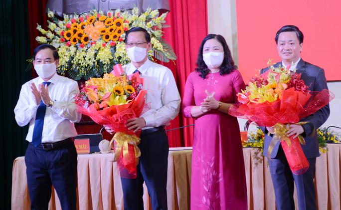 Nguyên Chủ tịch HĐQT Vietinbank làm Bí thư Tỉnh ủy Bến Tre - Ảnh 3.