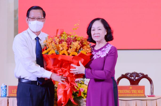 Nguyên Chủ tịch HĐQT Vietinbank làm Bí thư Tỉnh ủy Bến Tre - Ảnh 2.