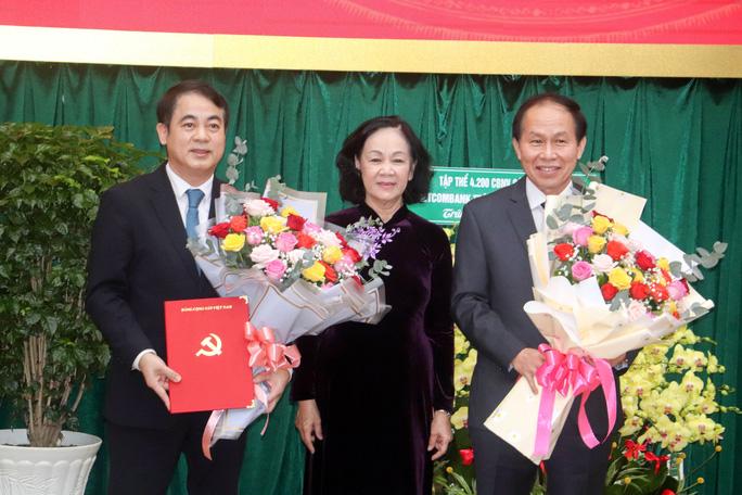 Nguyên Chủ tịch HĐQT Vietcombank làm Bí thư Tỉnh ủy Hậu Giang - Ảnh 1.