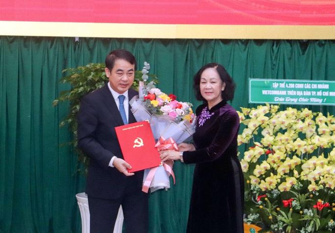 Nguyên Chủ tịch HĐQT Vietcombank làm Bí thư Tỉnh ủy Hậu Giang - Ảnh 2.