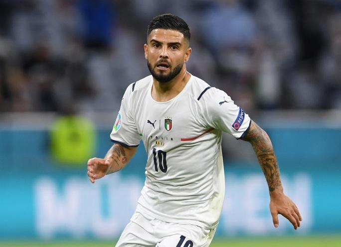 Tấn công rực lửa, Ý hạ gục đội bóng số 1 thế giới vào bán kết Euro - Ảnh 4.