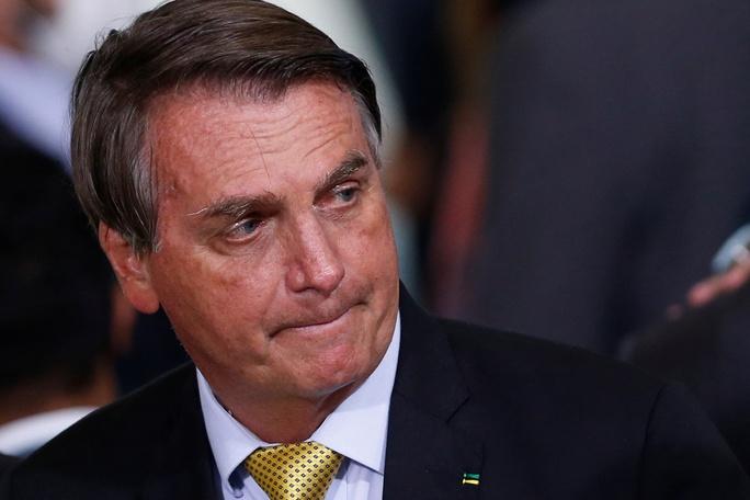 Tổng thống Brazil gặp hoạ vì thương vụ vắc-xin trăm triệu USD - Ảnh 1.
