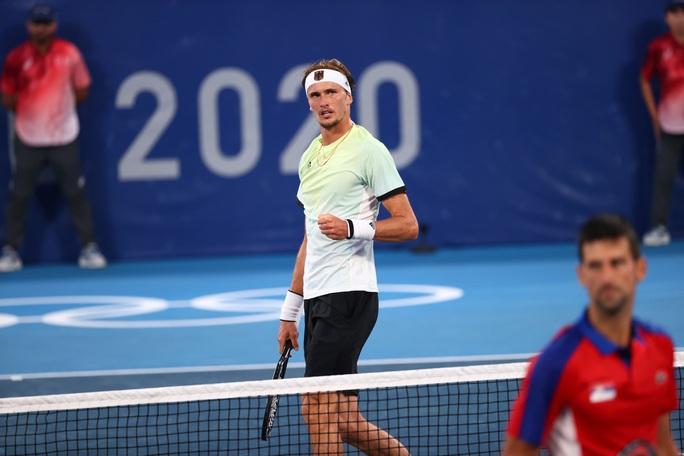 Djokovic mất danh hiệu Golden Slam sau thất bại ở Olympic Tokyo 2020 - Ảnh 6.