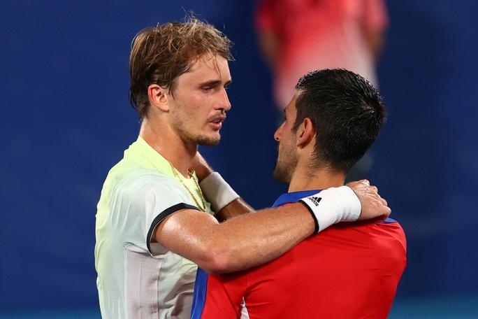 Djokovic mất danh hiệu Golden Slam sau thất bại ở Olympic Tokyo 2020 - Ảnh 5.