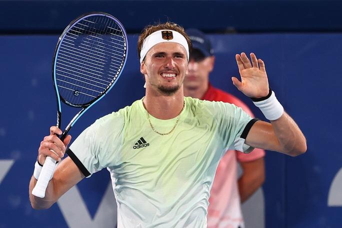 Djokovic mất danh hiệu Golden Slam sau thất bại ở Olympic Tokyo 2020 - Ảnh 7.