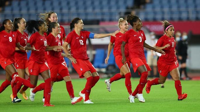 Thua luân lưu, tuyển nữ Brazil dừng bước ở tứ kết Olympic 2020 - Ảnh 5.