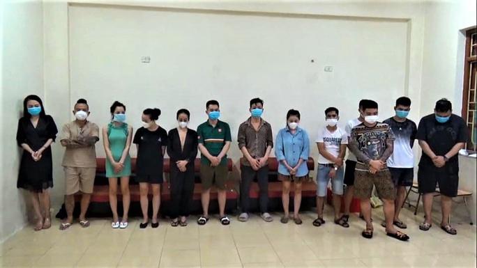 Thánh chửi Dương Minh Tuyền bị bắt khi đang bay lắc ma túy - Ảnh 1.