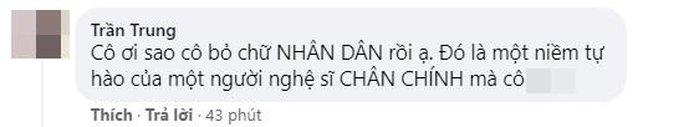 Fanpage gỡ danh hiệu NSND, Hồng Vân bị tước danh hiệu sau hàng loạt điều tiếng? - Ảnh 5.