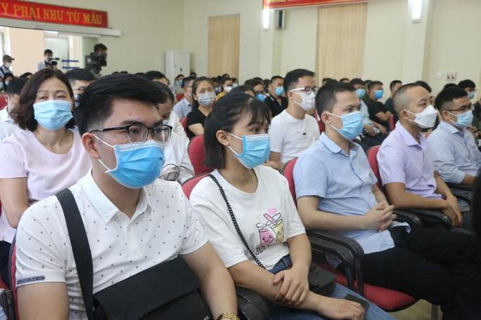 Thanh Hóa tăng cường thêm 50 y, bác sĩ hỗ trợ TP HCM, Bình Dương chống dịch - Ảnh 2.