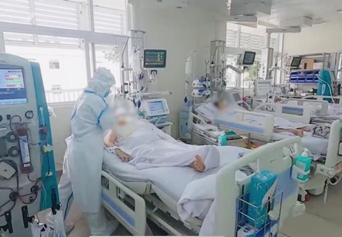 Bộ Y tế thành lập 12 trung tâm hồi sức tích cực Covid-19 với gần 8.000 giường - Ảnh 2.