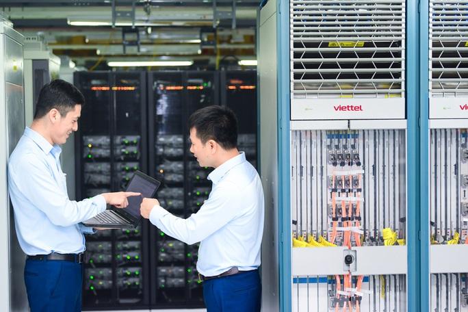 Viettel đẩy mạnh chuyển đổi số trong quản trị doanh nghiệp và ứng dụng nhiều công nghệ phòng chống dịch Covid-19 - Ảnh 2.