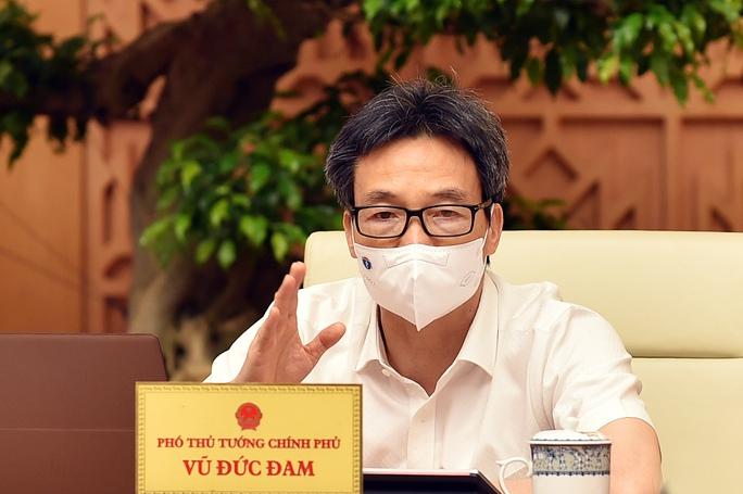 Phó Thủ tướng tha thiết đề nghị các tỉnh nhường vắc-xin cho TP HCM - Ảnh 1.