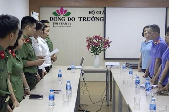 Vụ ĐH Đông Đô cấp bằng giả: Bộ Công an kiến nghị xử lý các cá nhân ở Bộ GD-ĐT liên quan - Ảnh 1.
