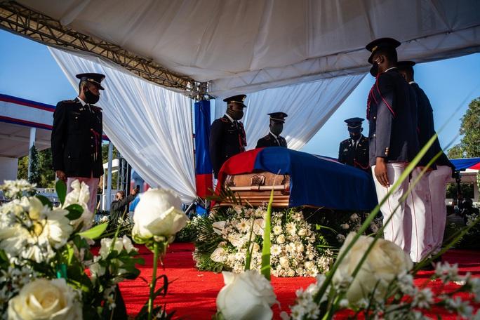Vụ ám sát tổng thống Haiti: Tiếp tục bắt bớ, hé lộ đêm định mệnh - Ảnh 5.