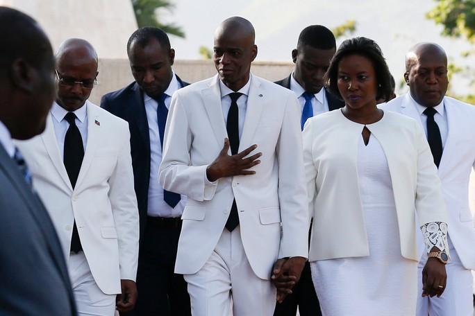 Vụ ám sát tổng thống Haiti: Tiếp tục bắt bớ, hé lộ đêm định mệnh - Ảnh 6.