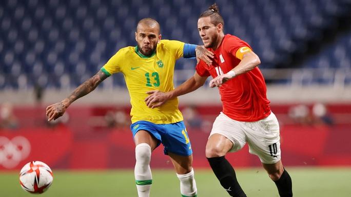 Brazil, Tây Ban Nha vất vả vào bán kết Olympic Tokyo 2020 - Ảnh 2.