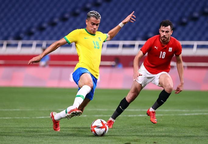 Brazil, Tây Ban Nha vất vả vào bán kết Olympic Tokyo 2020 - Ảnh 1.