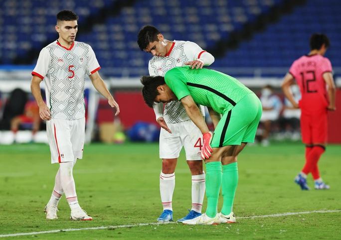 Đội tuyển Hàn Quốc thảm bại ở tứ kết Olympic Tokyo 2020 - Ảnh 3.