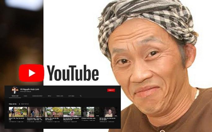 Các trang mạng xã hội của nghệ sĩ Hoài Linh tuột dốc không phanh - Ảnh 4.