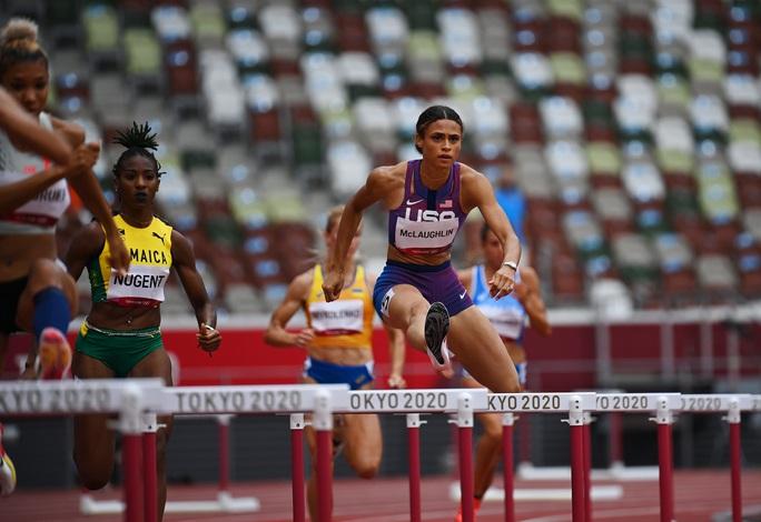 Olympic Tokyo ngày 31-7: Quách Thị Lan giành vé dự bán kết 400m rào nữ - Ảnh 2.
