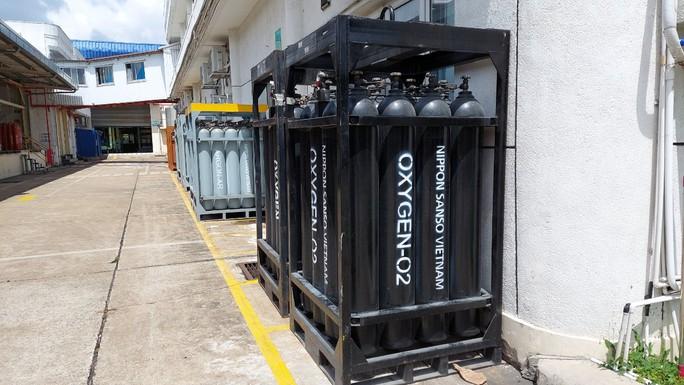 Cận cảnh nhà máy sản xuất ôxy cung cấp cho điều trị bệnh - Ảnh 7.