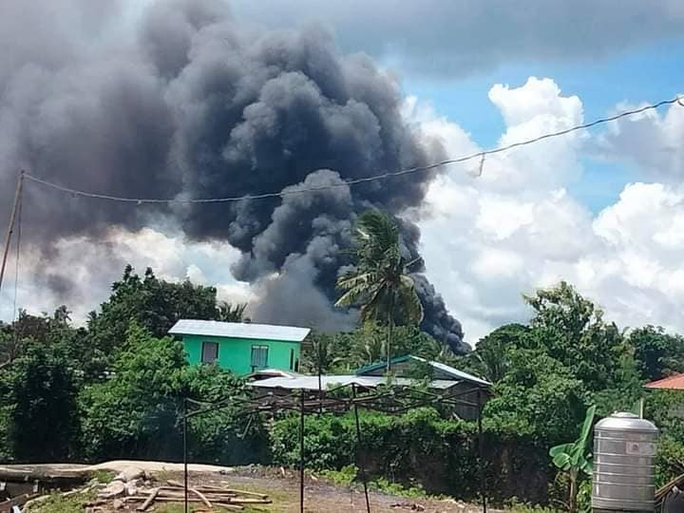 Rơi máy bay ở Philippines: Số người chết tăng lên 31 - Ảnh 2.