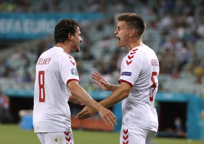 Đan Mạch xuất sắc vào bán kết Euro 2020 - Ảnh 5.