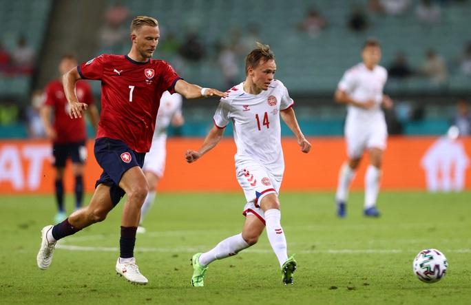 Đan Mạch xuất sắc vào bán kết Euro 2020 - Ảnh 2.