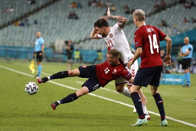 Đan Mạch xuất sắc vào bán kết Euro 2020 - Ảnh 1.