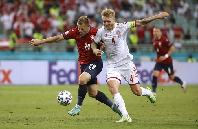 Đan Mạch xuất sắc vào bán kết Euro 2020 - Ảnh 3.