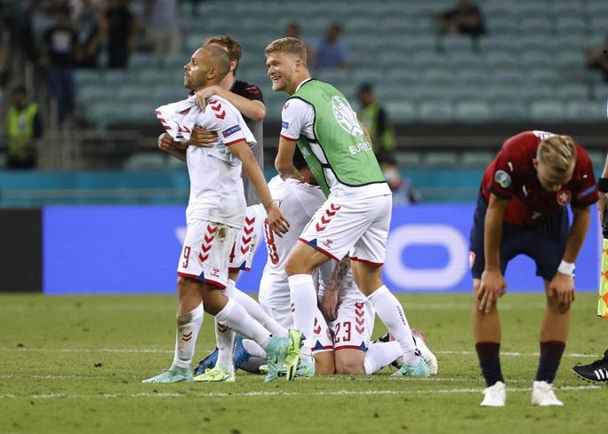 Đan Mạch xuất sắc vào bán kết Euro 2020 - Ảnh 13.