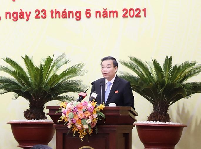 Thủ tướng phê chuẩn nhiều lãnh đạo chủ chốt của Hà Nội - Ảnh 1.