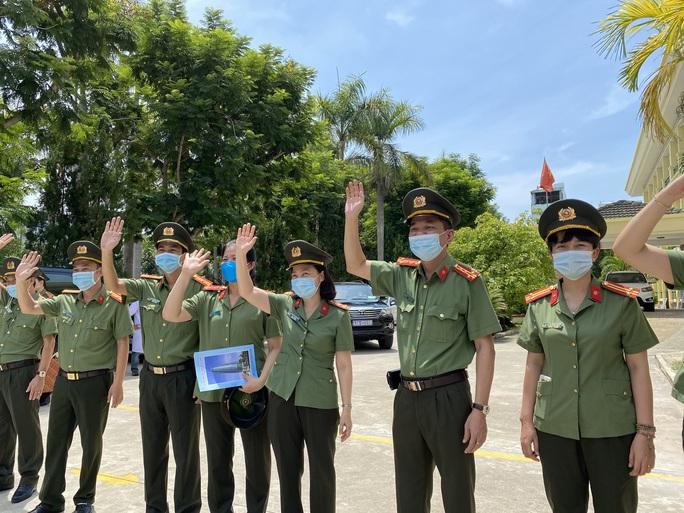 53 y, bác sĩ Đà Nẵng chi viện TP HCM chống dịch Covid-19 - Ảnh 3.