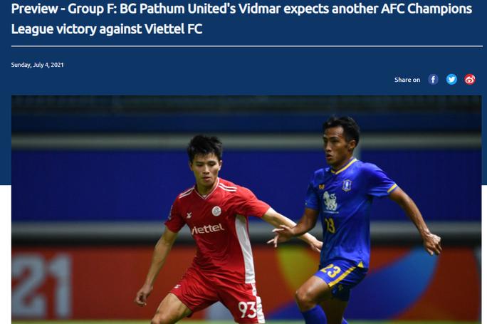 Báo Thái nhận định CLB Viettel thất bại tại AFC Champions League 2021 - Ảnh 5.
