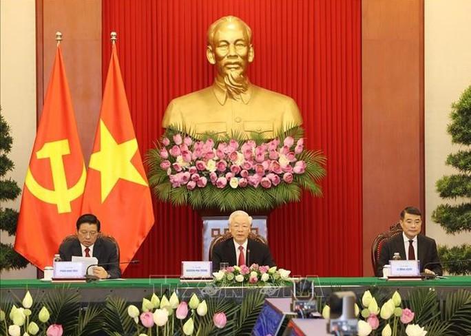 Tổng Bí thư dự Hội nghị thượng đỉnh giữa Đảng Cộng sản Trung Quốc với các chính đảng - Ảnh 1.