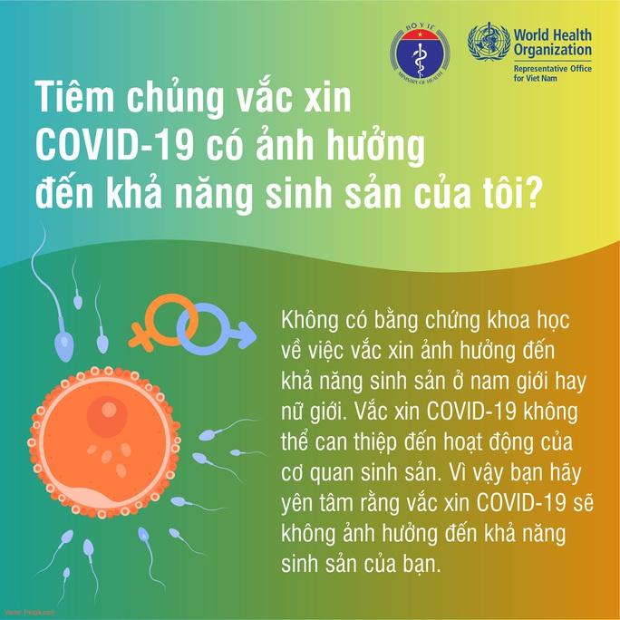 Phụ nữ mang thai, đang cho con bú có nên tiêm vắc-xin Covid-19? - Ảnh 4.