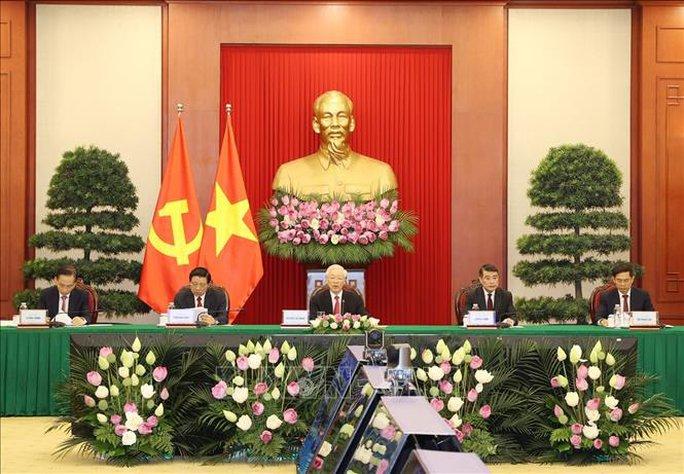 Tổng Bí thư dự Hội nghị thượng đỉnh giữa Đảng Cộng sản Trung Quốc với các chính đảng - Ảnh 4.
