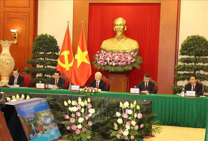 Tổng Bí thư dự Hội nghị thượng đỉnh giữa Đảng Cộng sản Trung Quốc với các chính đảng - Ảnh 5.
