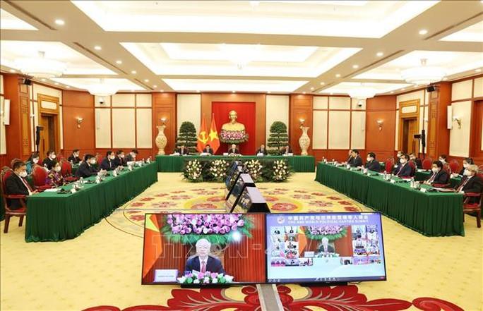 Tổng Bí thư dự Hội nghị thượng đỉnh giữa Đảng Cộng sản Trung Quốc với các chính đảng - Ảnh 6.