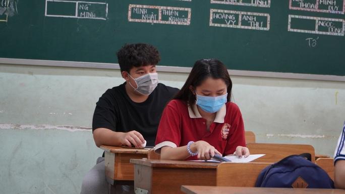 TP HCM: Gần 2.500 thí sinh đăng ký dự thi tốt nghiệp THPT đợt 2 - Ảnh 1.