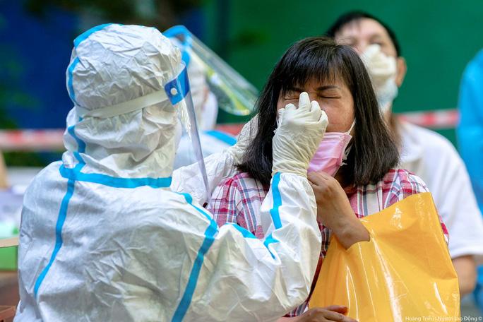 Ngày 7-7 ghi nhận 1.007 ca mắc Covid-19, 480 bệnh nhân khỏi bệnh - Ảnh 2.