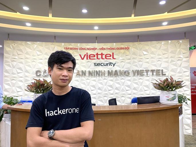 Chuyên gia bảo mật của Viettel đứng đầu bảng xếp hạng thế giới về an ninh mạng - Ảnh 1.