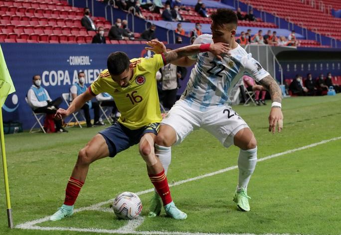 Argentina vào chung kết, Lionel Messi mơ vô địch Copa America - Ảnh 1.