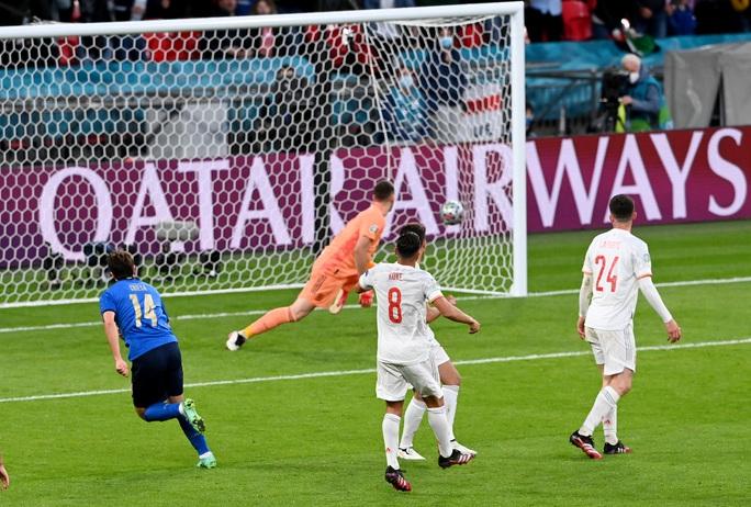Hạ Tây Ban Nha trên chấm luân lưu, Ý vào chung kết Euro 2020 - Ảnh 6.